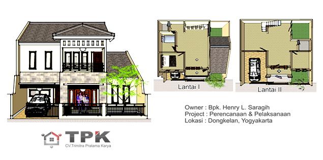 Desain Rumah Modern, Desain Rumah Minimalis Kolonial